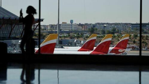 Foto de Iberia plantea un ERTE para más de 5.000 empleados por la baja demanda de vuelos