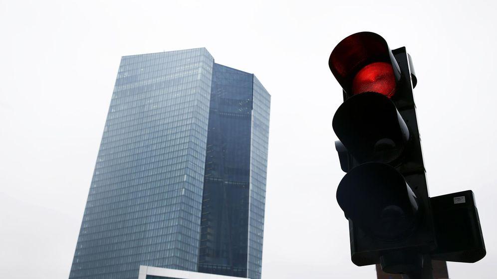 Foto: Sede del BCE en Fráncfort. (EFE)
