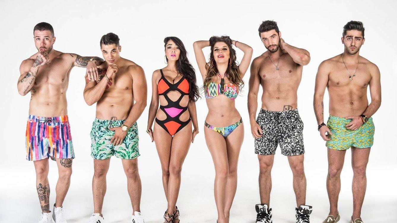 Foto: Participantes de las tres primeras temporadas de 'Acapulco Shore'