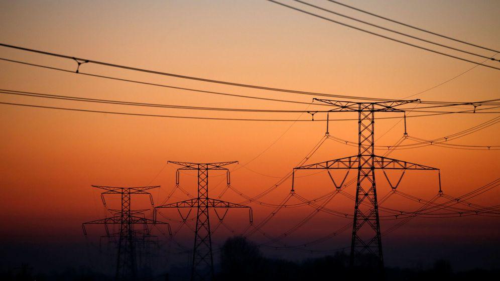 Foto: Torres eléctricas. (Reuters)