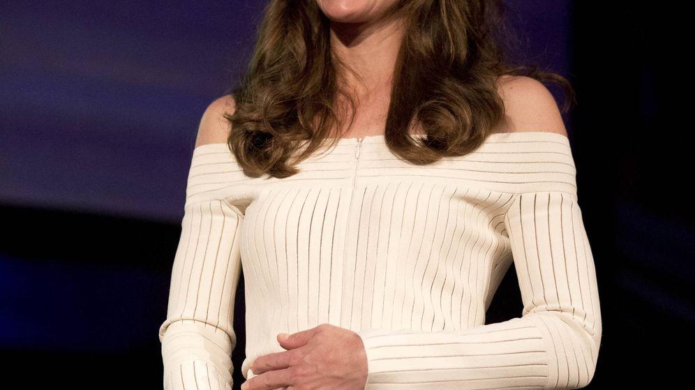 Foto: La duquesa de Cambridge en una imagen de archivo. (Getty Images)