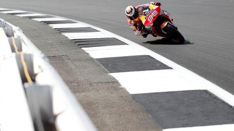 Jorge Lorenzo, a 3 seg. de Márquez: El físico no me permite ir mucho más rápido