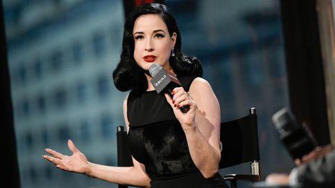 Estalla la guerra entre Dita Von Teese y la familia Kardashian