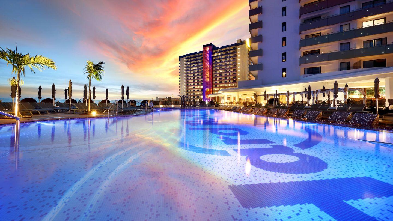 Hotel de Hard Rock en Tenerife. (EFE)