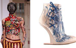 La moda se tatúa