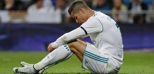 Post de Las piruetas del Real Madrid para no acabar a palos con Cristiano Ronaldo