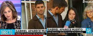 Foto: Ana Rosa Quintana y Susanna Griso se pelean en directo por el caso del niño Gabriel