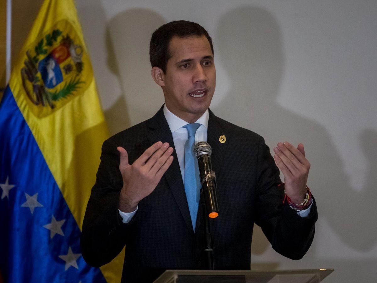 Foto: Guaidó: españa es un aliado de la causa democrática venezolana