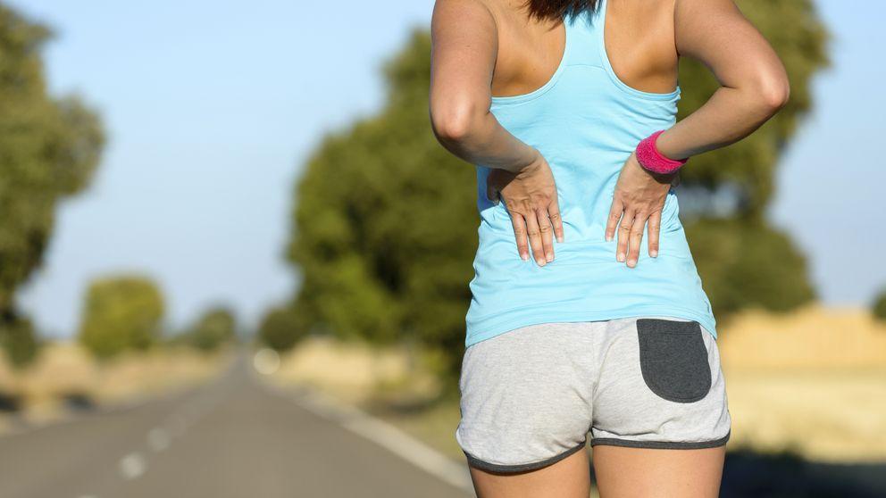 Los ejercicios que debes realizar para acabar con el dolor de lumbares