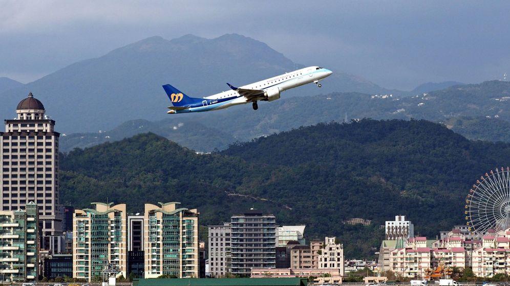 Foto: Varios empresarios promueven un segundo aeropuerto comercial al sur de Madrid. (EFE)