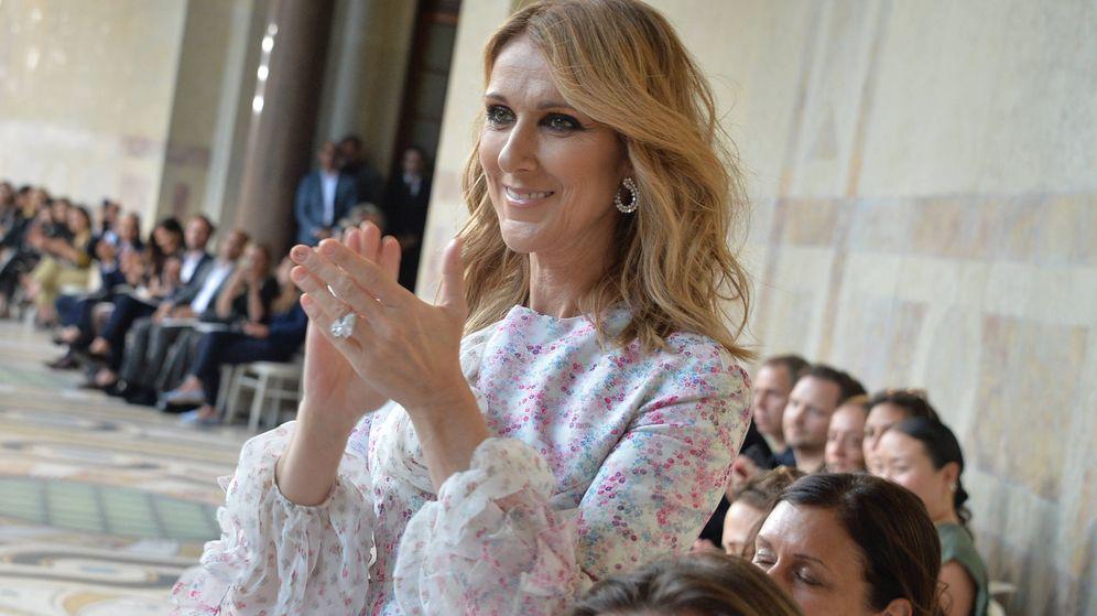Foto: La cantante Celine Dion en una imagen de archivo. (Gtres)