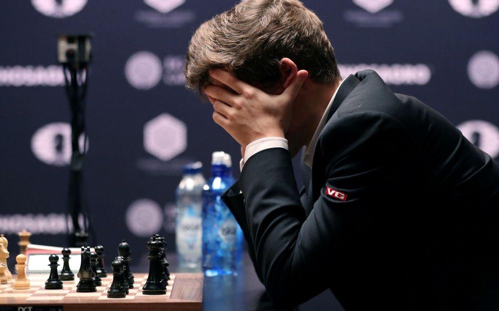 Foto: Todo está en la mente (Mark Kauzlarich/Reuters).