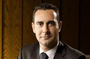 Foto: Alex González Pozo, nuevo director del Hotel Hesperia Madrid