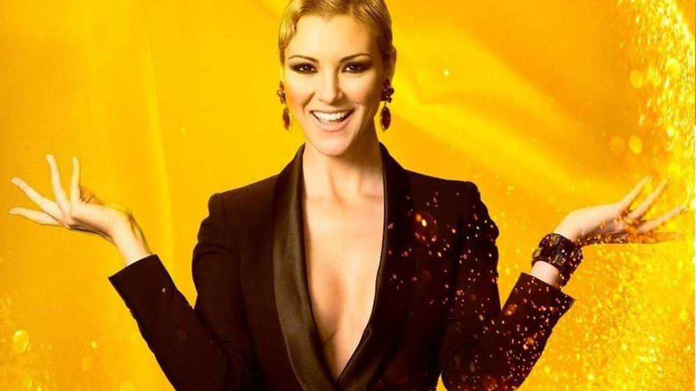 Foto: María Jesús Riz, ganadora de 'GH Dúo'. (Telecinco)