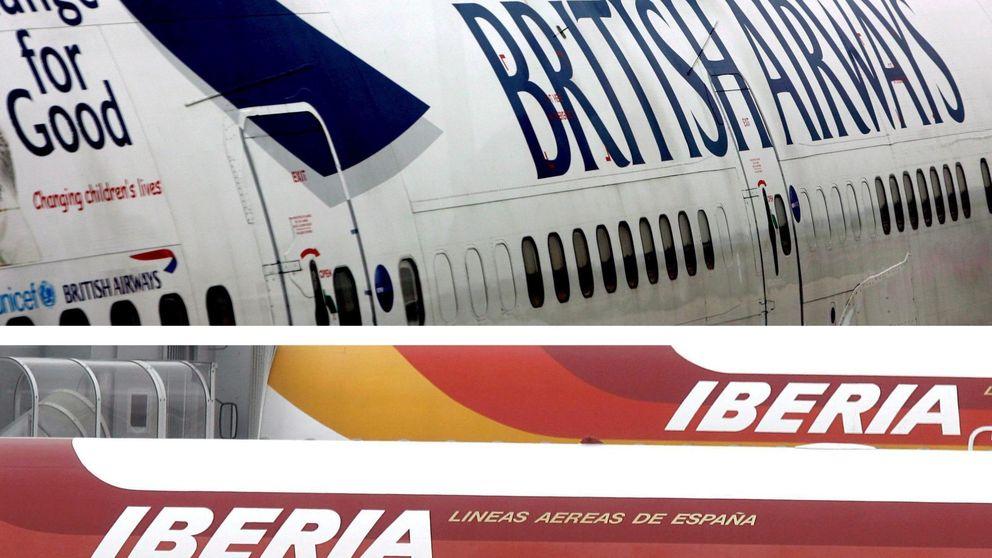 IAG, matriz de Iberia y Vueling, gana un 28,8% más en 2016 pese al Brexit