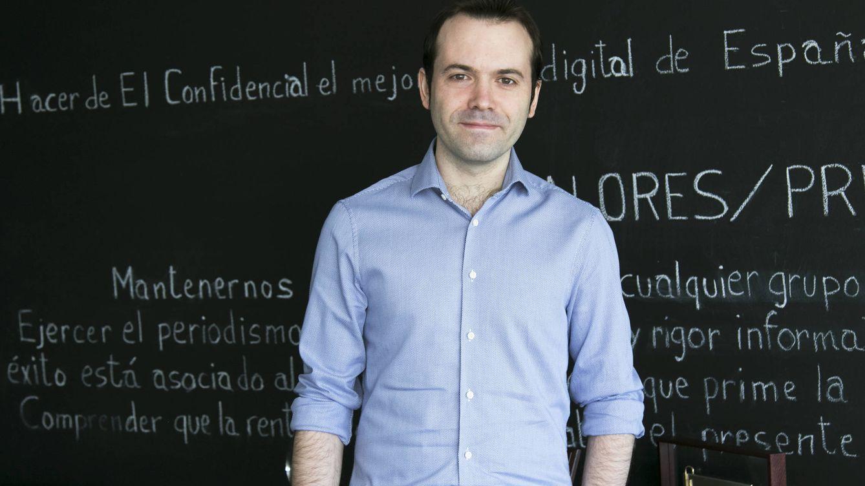Juan Ramón Rallo responde a sus preguntas este martes en un nuevo encuentro digital