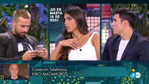 Matamoros revienta el 'Deluxe' de Sofía Suescun y Kiko con una amenaza