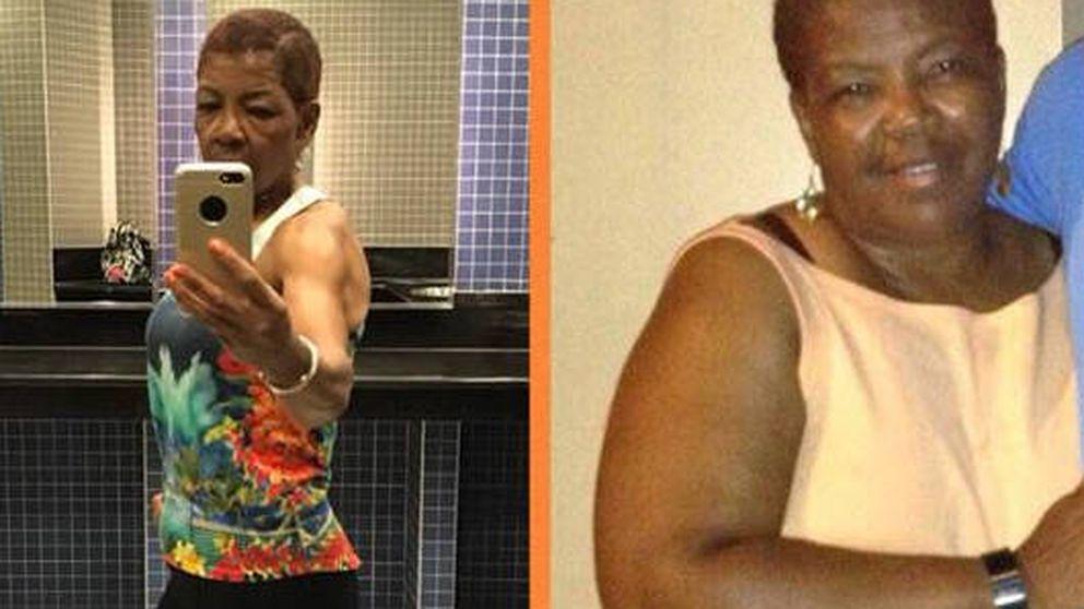 Adelgazar 50 kilos sin dejar de comer es posible: así lo hizo esta mujer de 60 años