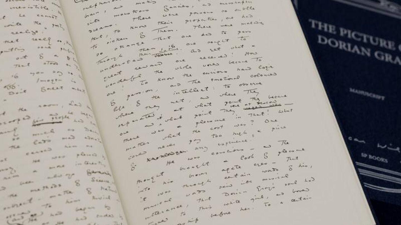 El manuscrito de SP Books (SP Books)