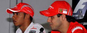 ¿Papá Hamilton o papá Massa?