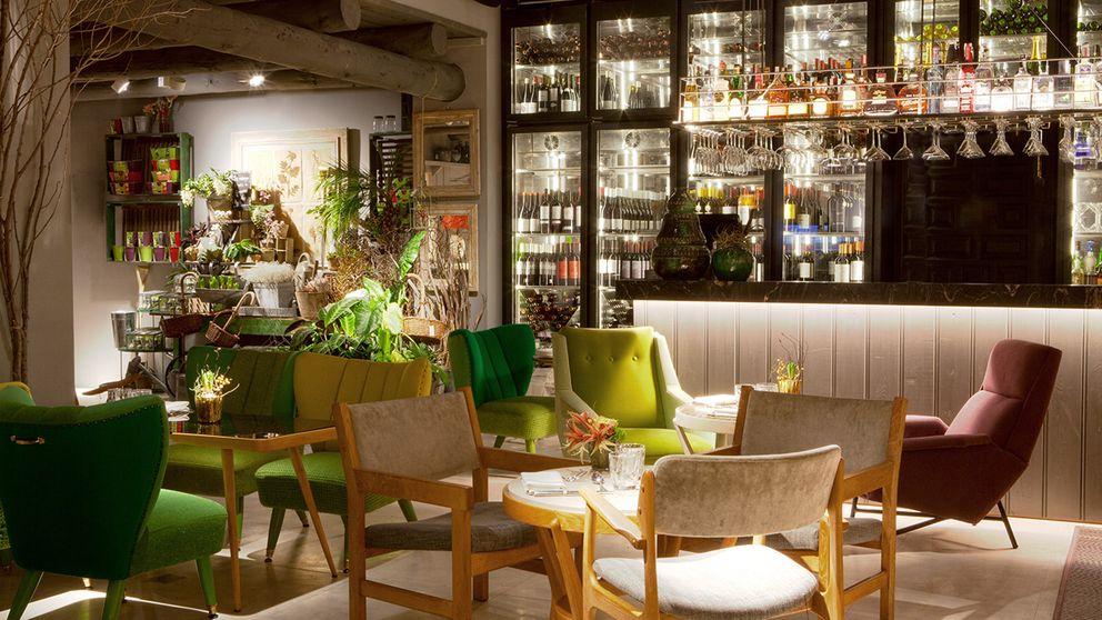 Restaurantes Seis Bares Con Sof S Plantas Cuadros Y