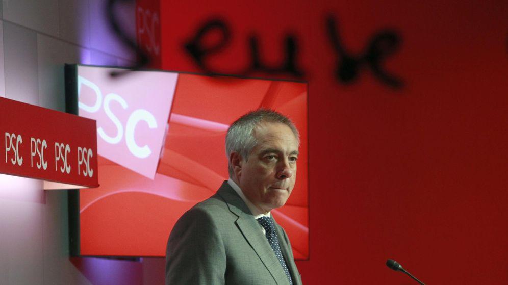Foto: El exlíder del PSC Pere Navarro. (EFE)