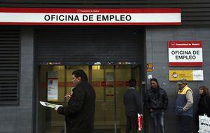 Las conversiones de contratos temporales a fijos suben un 2,7%