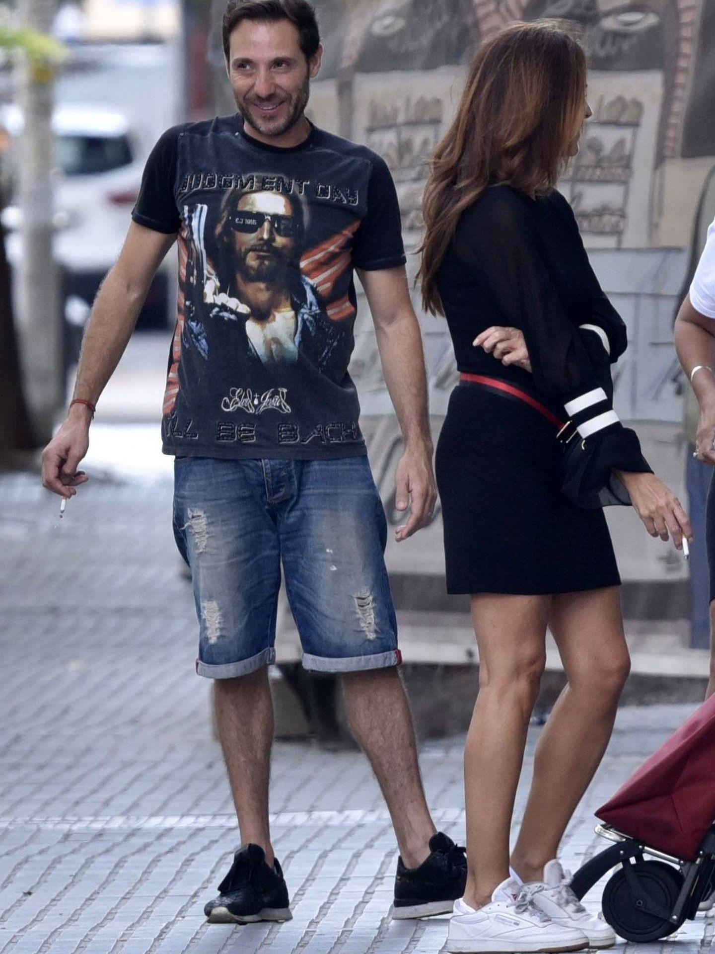 Antonio David y Olga Moreno. (CP)