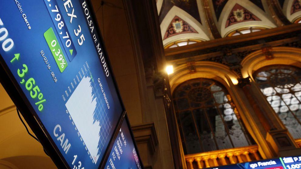El Ibex vuelve a intentarlo: se dispara más del 2% apoyado, de nuevo, en el BCE