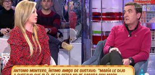 Post de Montero ataca a Esteban recondándole las infidelidades de su exmarido y novio