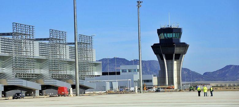 Foto: Aeropuerto de Corvera