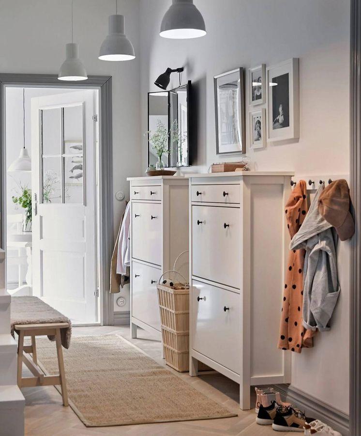 responder gradualmente realimentación  Ikea te ayuda a decorar tu recibidor para aprovechar el espacio disponible