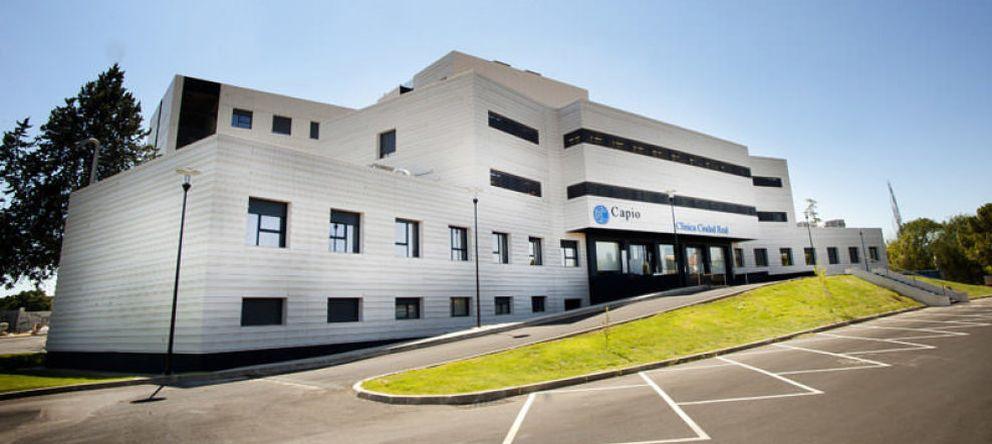 Foto: Hospital Ciudad Real (idcsalud.es)