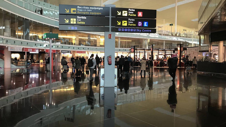 Foto: Aeropuerto de El Prat. (Getty)