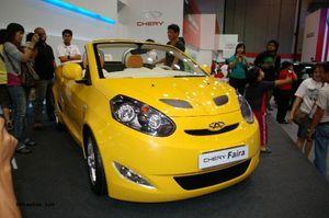 El primer coche de 13 millones de chinos (al año)