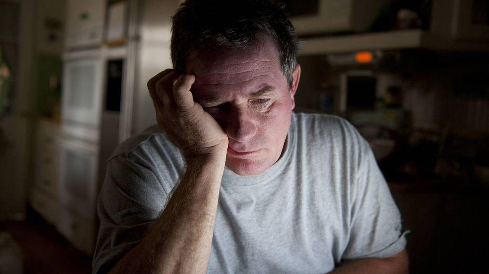 Foto: Es difícil encontrar tu sitio como divorciado. (iStock)