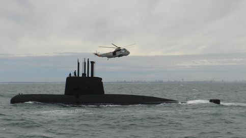 La Armada argentina rastrea la zona donde desapareció el submarino con 44 tripulantes