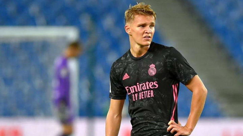 Odegaard, el chico de oro que no encajó en la cantera y culpa a Zidane de su suerte actual