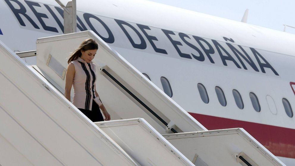 La maleta del viaje de cooperación de Letizia: 1.800 euros en tres días