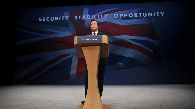 El primer ministro británico, David Cameron. (Reuters)