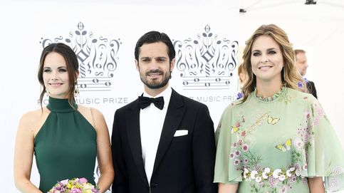 Premios Polar: del minimal de Sofía de Suecia al 'flower power' de Magdalena