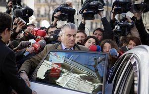 Los investigadores sorprendidos ante la libertad de Luis Bárcenas