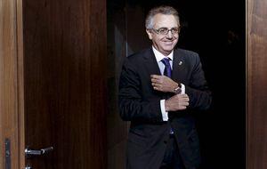 UPN recela de la actitud de Miguel Sanz en la moción contra Barcina