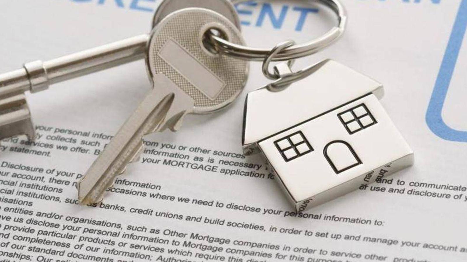 Foto: La firma de hipotecas sobre viviendas modera su crecimiento al 15,5% en junio