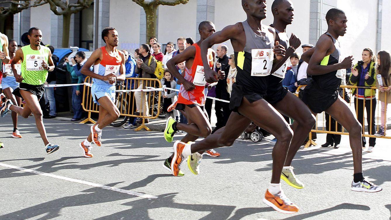 Zancadas de polémica: la Azkoitia-Azpeitia y la Media Maratón de Donostia se pisan
