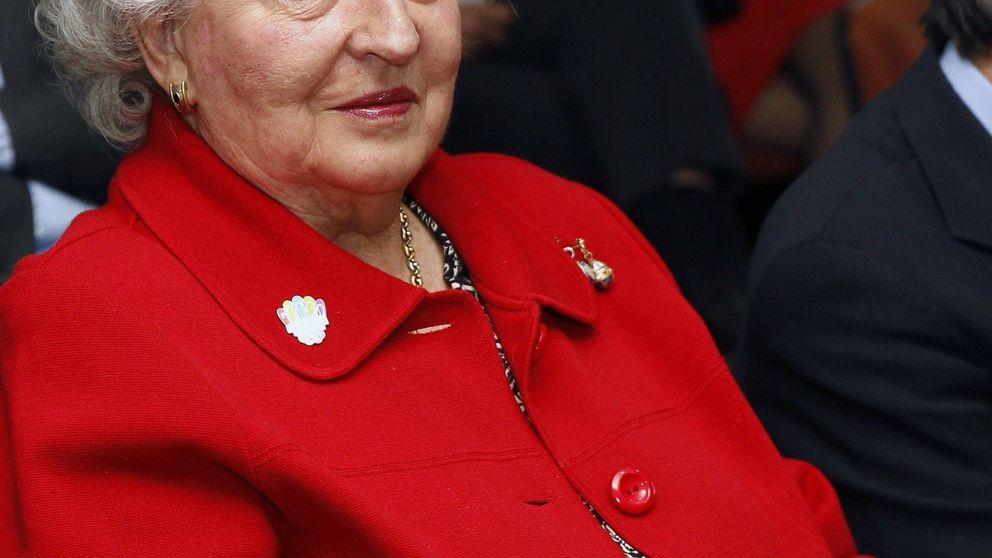 ¿Qué pasa ahora con el título de duquesa de Badajoz de la infanta Pilar?