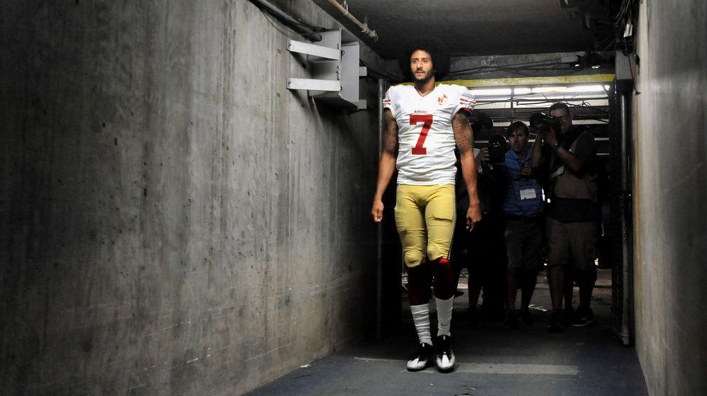 Foto: Colin Kaepernick (Reuters)