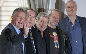 Los Monty Python publicarán cinco canciones inéditas