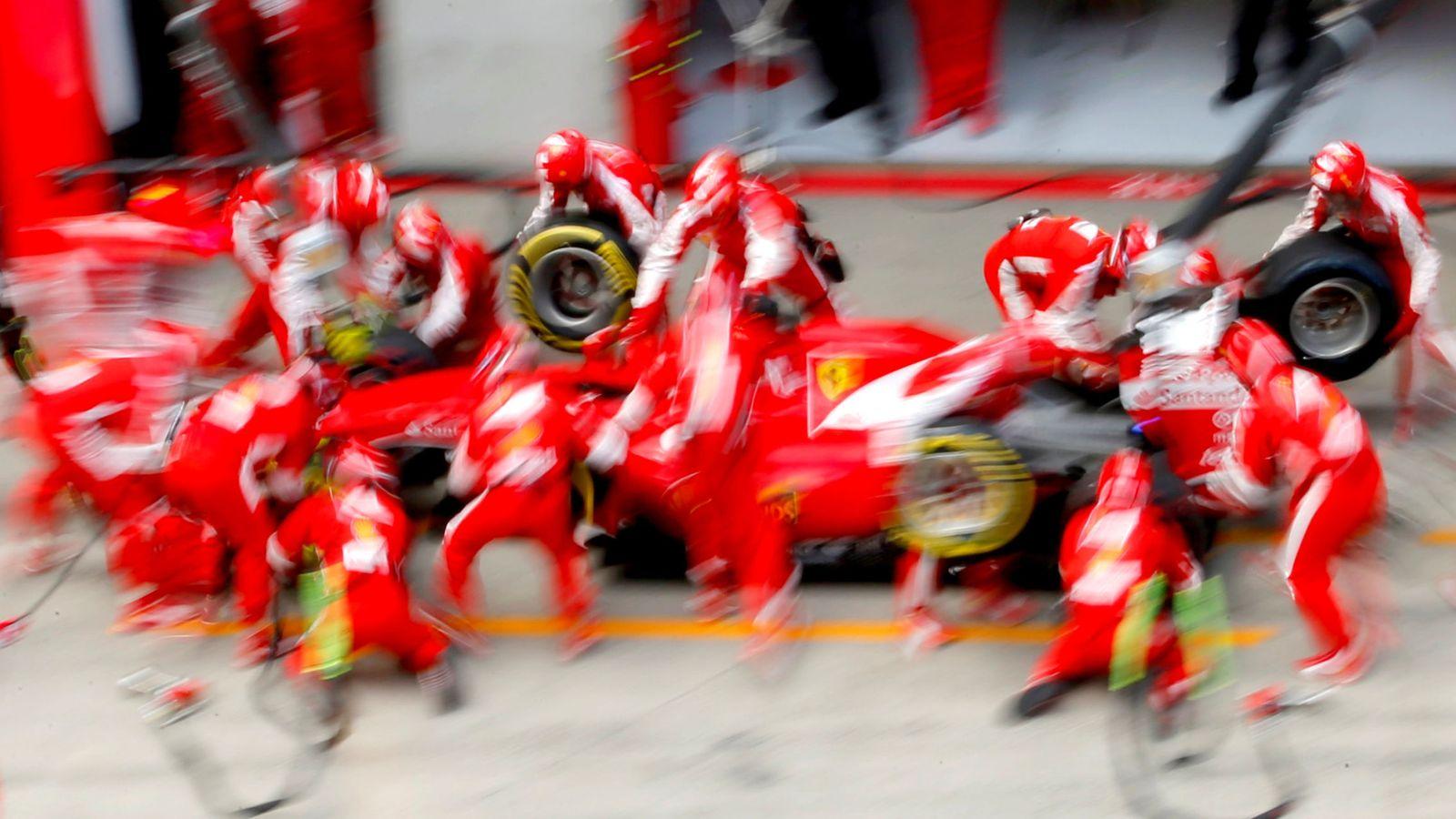 Foto: Ferrari amenaza con abandonar la F1 en 2021. (Reuters)