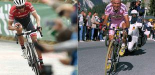 Post de Contador y Pantani, cuando la derrota te permite entrar en el mundo de los mitos